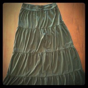 AEO maxi skirt